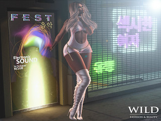 The Surreal Lyfe feat:::::WILD:::Fashion Kylie Romper – … A Designer Showcase Exclusive