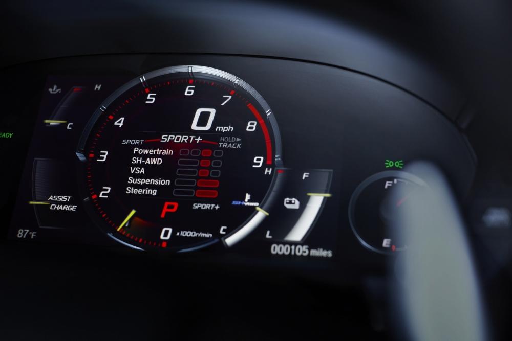 2019 年式Honda NSX_4