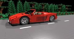 Ferrari Testarossa Roadster