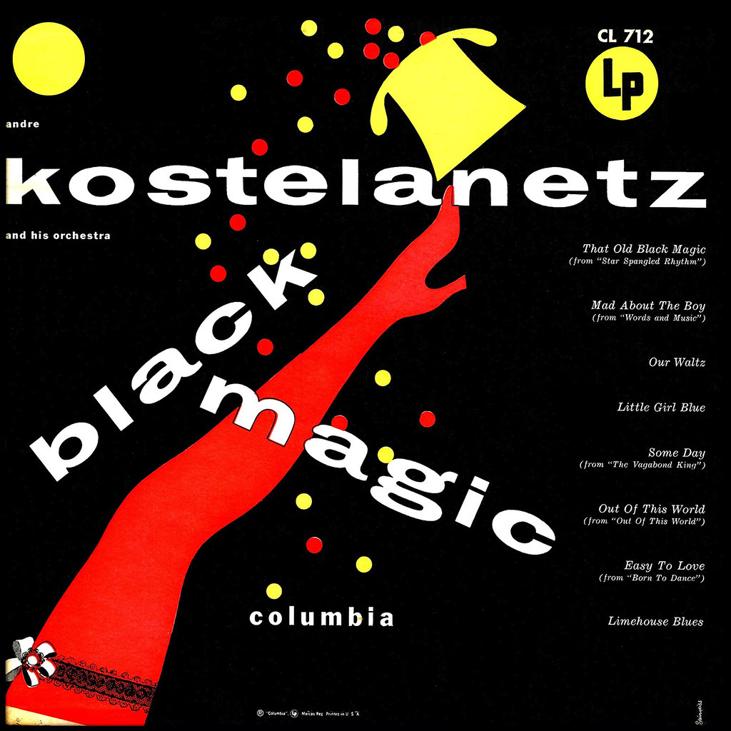 André Kostelanetz - Black Magic