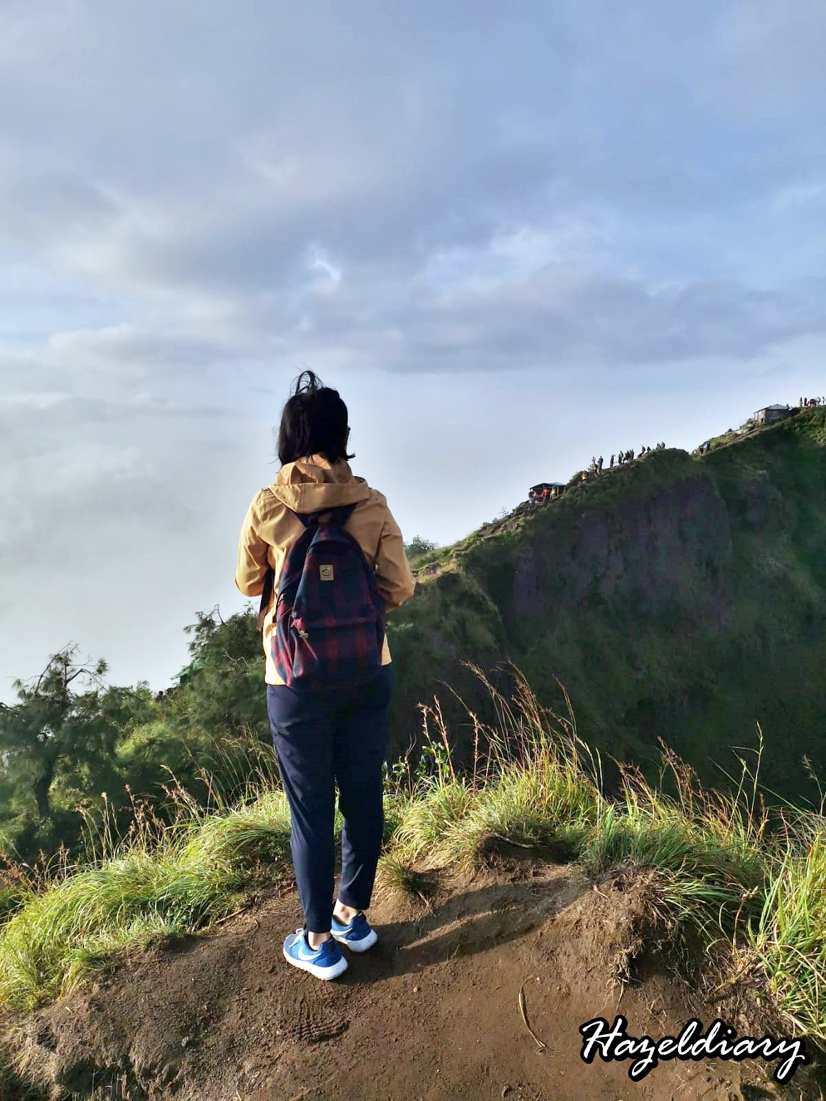 Mount Batur Hike-Hazeldiary