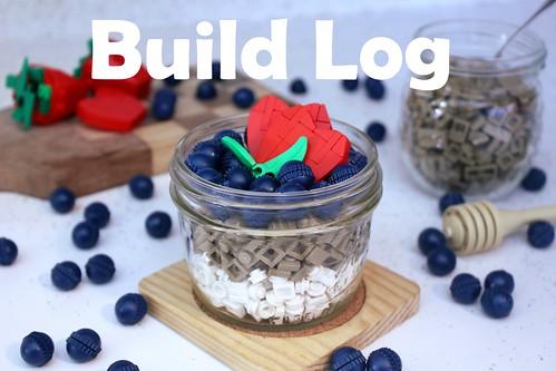 Fruit 'N' Yogurt Parfait: Build Log