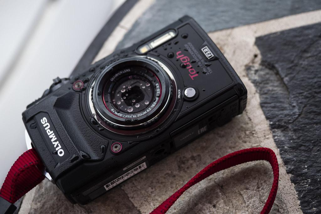防水カメラの雄 オリンパス TG-5 生産完了?