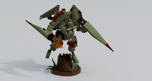 Tau Hussar Batllesuit