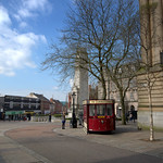 Preston City Centre Scene