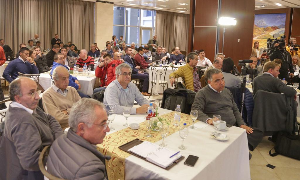 2019-04-25 PRENSA: Primer Encuentro Interprovincial San Juan-Mendoza  en la Mesa de Productividad Minera