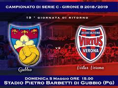 Gubbio - Virtus Verona, designazione arbitrale