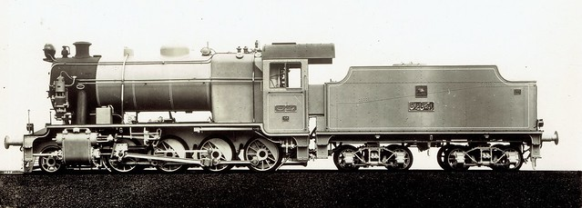 Iran Railways - Anglo-Persian Oil Company Nr. 402 (Beyer Peacock Locomotive Works, Manchester Gorton 6771-5 / 1934)