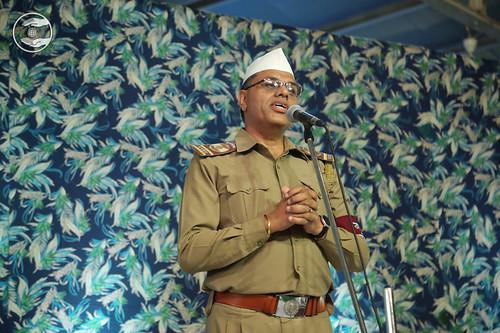 Up-Mukhya Sanchalak SNSD, expresses his views