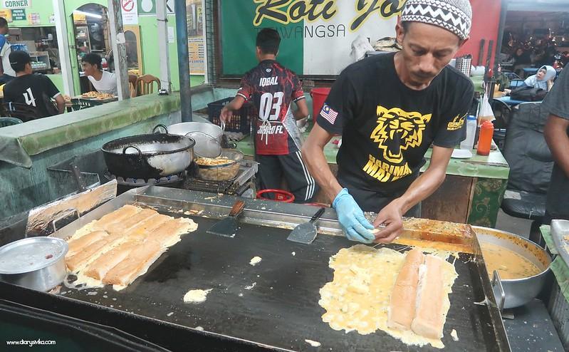 roti john Melaka