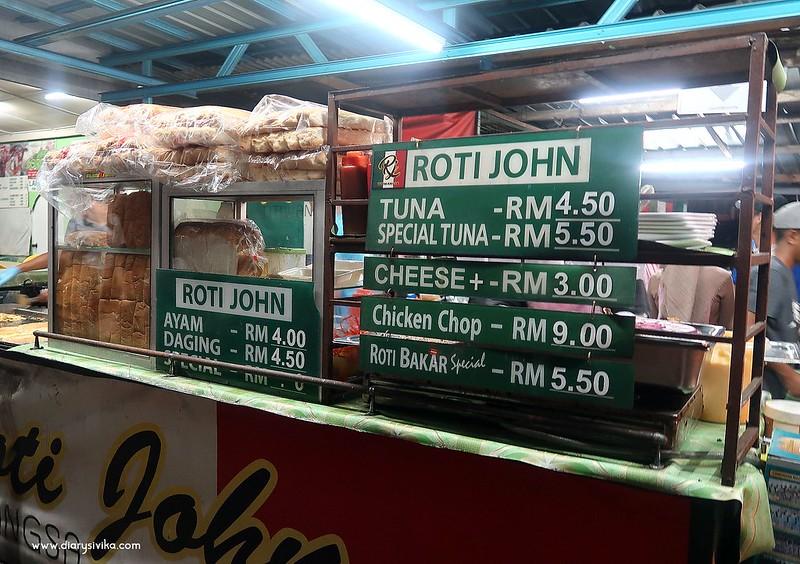 harga roti john malaysia