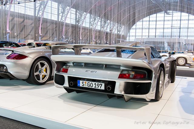 Porsche 911 GT1 - 1997