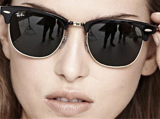 occhiali da sole pericolosi