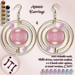!IT! - Amaze Earrings 4 Image