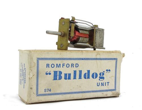 Romford Bulldog Motor