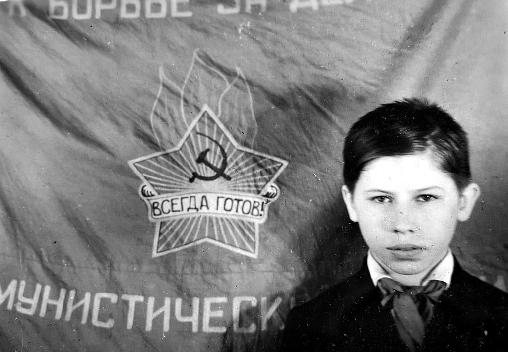 К борьбе за дело коммунистической партии