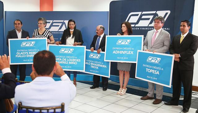 CFN entrega USD 3,5 millones en créditos a PYMES en Quito