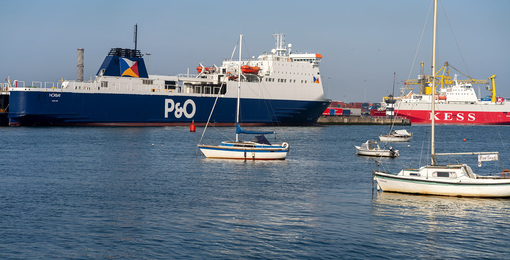 NORBAY - P&O NORTH SEA FERRIES  001