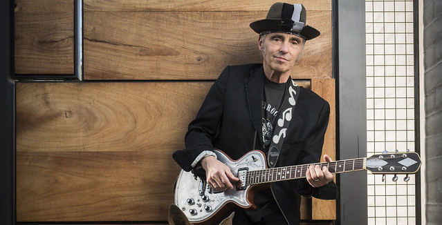 2019 Nils Lofgren Band Tour PHOTO 2 by Carl Schultz1