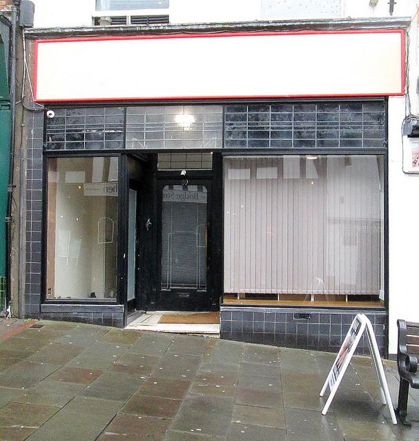 Art Deco Shop Windows, Evesham