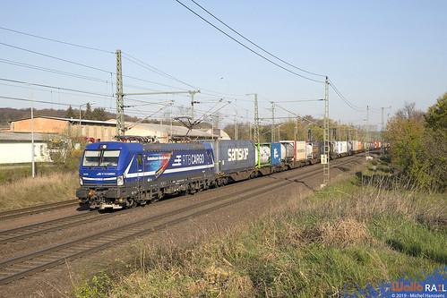193 791 . RTB Cargo . Wefensleben . 17.04.19.