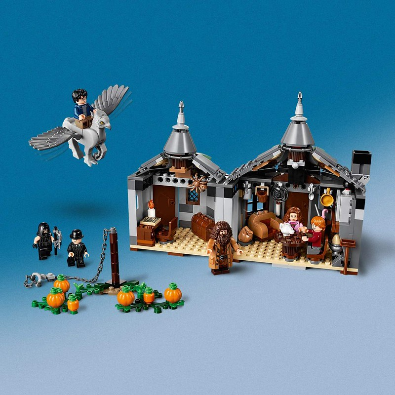 Hagrid's Hut (75947)