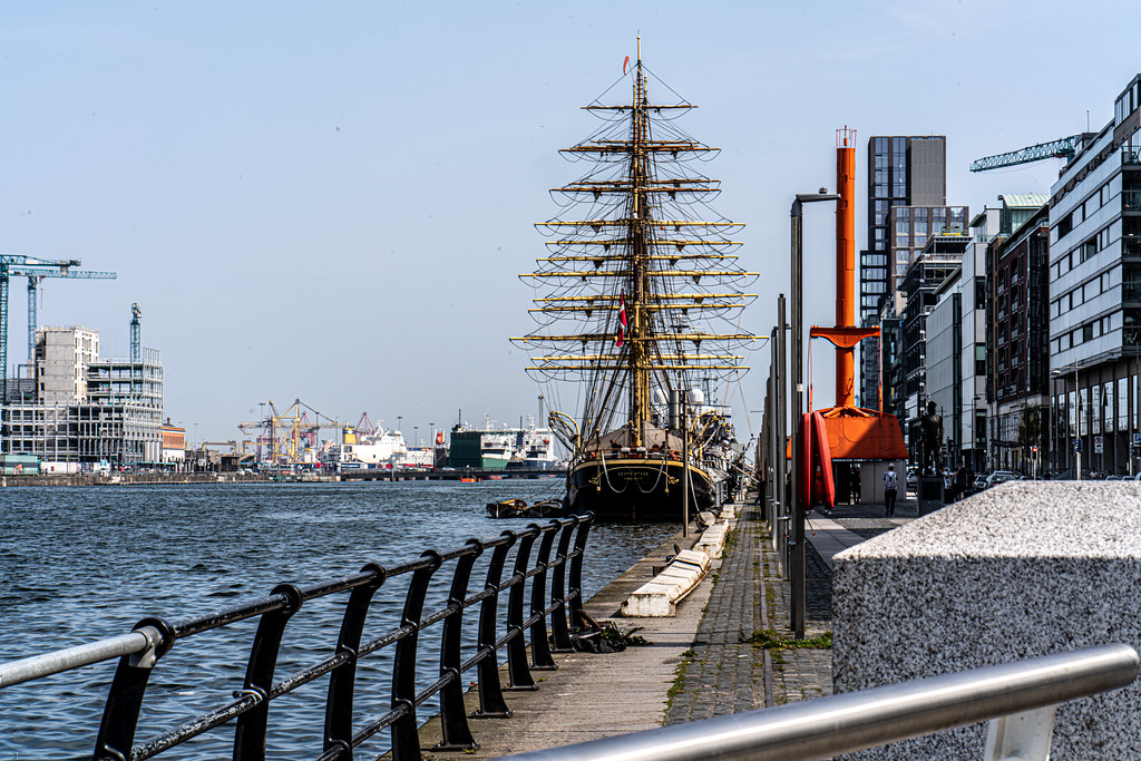 TALL SHIP GEORG STAGE - FROM DENMARK 001