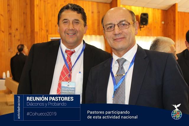 Pastores en Reunión de Coihueco