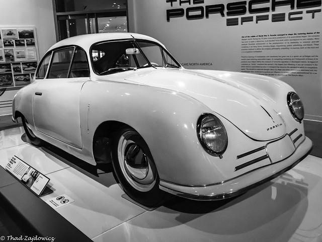 1949 Porsche 356-2 Gmünd Coupe