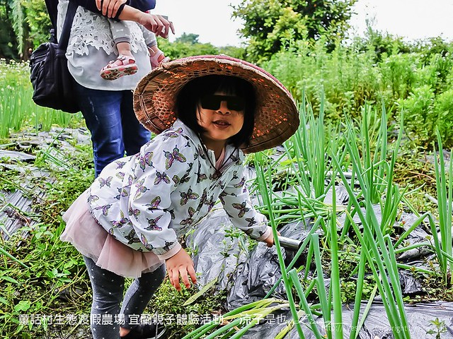 童話村生態渡假農場 宜蘭親子體驗活動 7
