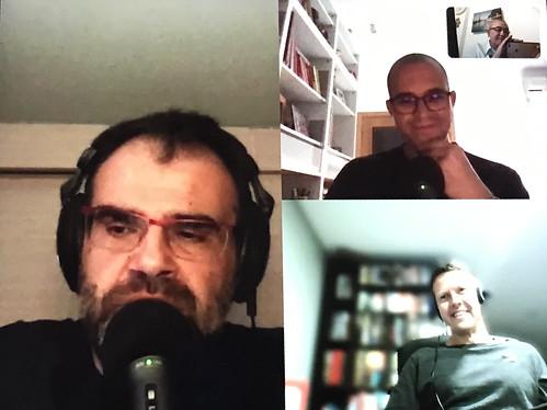 Podcast sobre el Tesla Model 3 con Paco Culebras, Lars Hoffmann y David Isasi