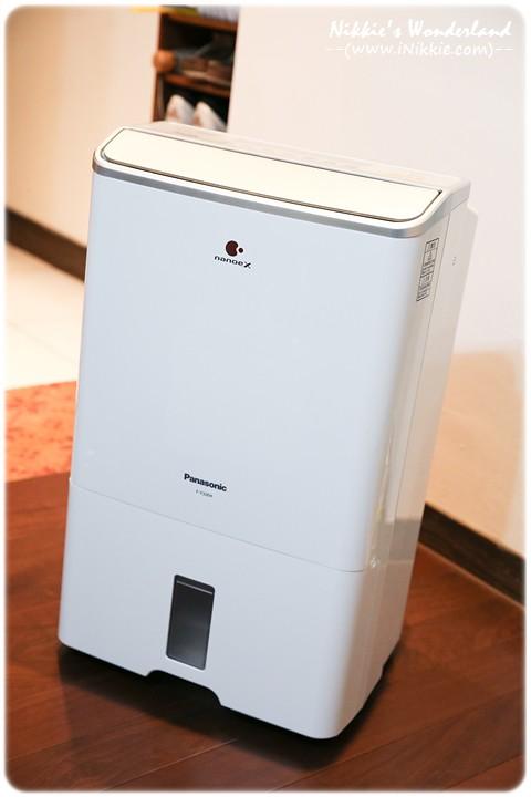 國際牌Panasonic 空氣清淨除濕機 F-Y32EH PM2.5偵測