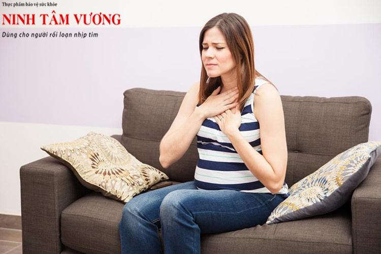 Mệt mỏi, bi quan, mất ngủ, tim đập nhanh… là triệu chứng của rối loạn thần kinh tim