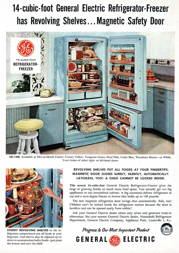 General Electric 1956