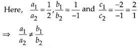 NCERT Exemplar Class 10 Maths Chapter 3 Pair of Linear Equations in Two Variables 3.3 A13