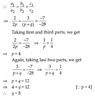 NCERT Exemplar Class 10 Maths Chapter 3 Pair of Linear Equations in Two Variables 3.3 A4d
