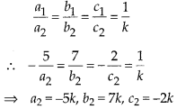 NCERT Exemplar Class 10 Maths Chapter 3 Pair of Linear Equations in Two Variables 3.1 Q9