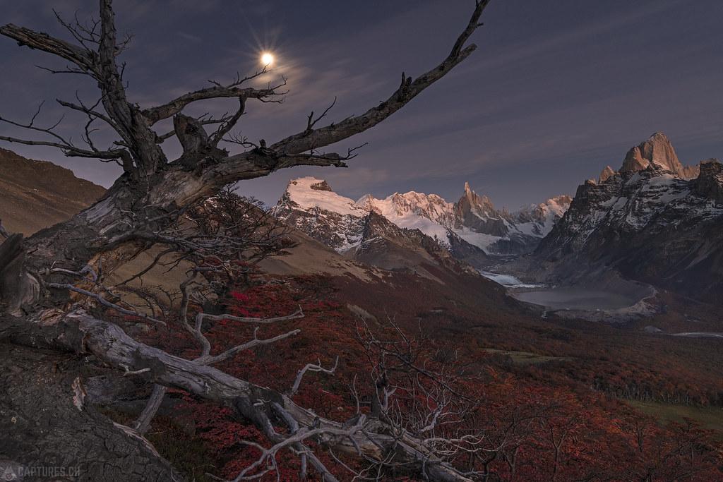 Moonlight - El Chalten