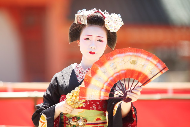 Maiko stage