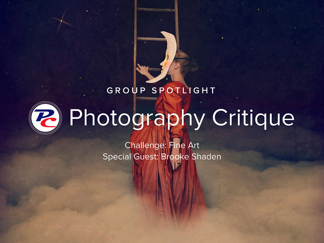 Want pro feedback on your photos? Submit your best to the Photography Critique group.