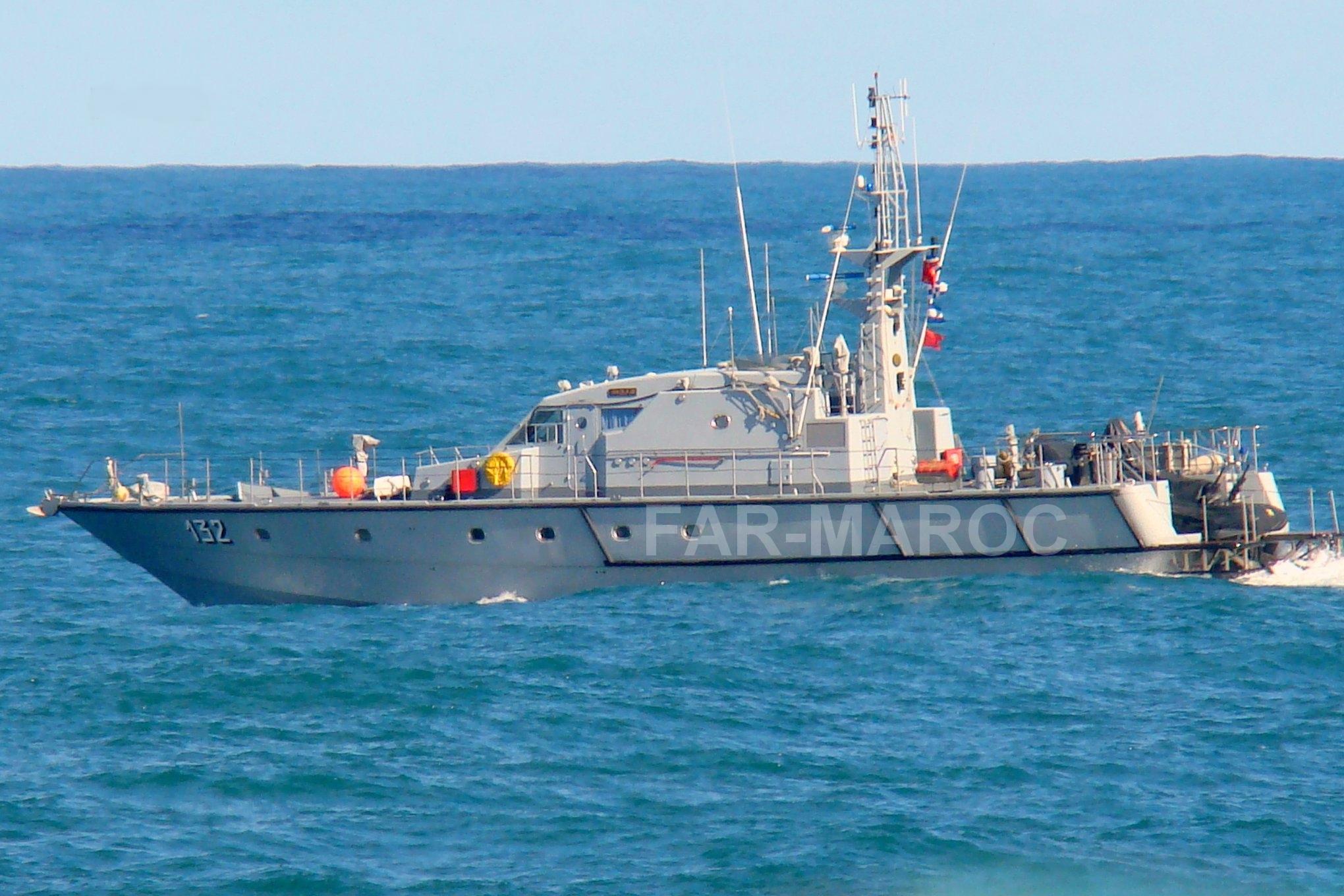 Moroccan Law Enforcement & Cost Guard Fleet / Vedettes de Surveillance et les Gardes des Côtes - Page 6 46790878795_8454434070_o