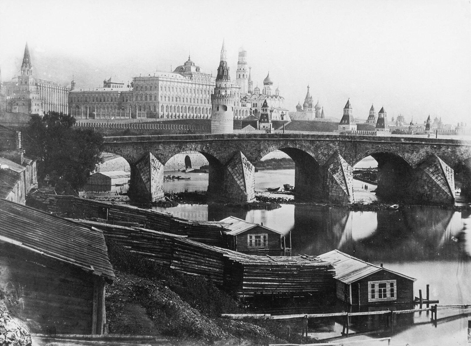 Каменный мост. 1852