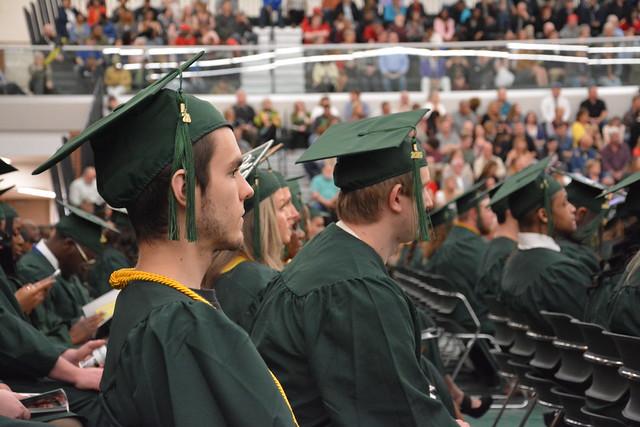 Delta College Commencement 2019