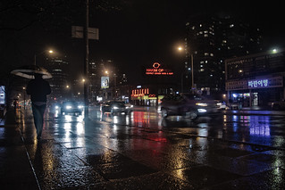 Rainy Night | by A Great Capture