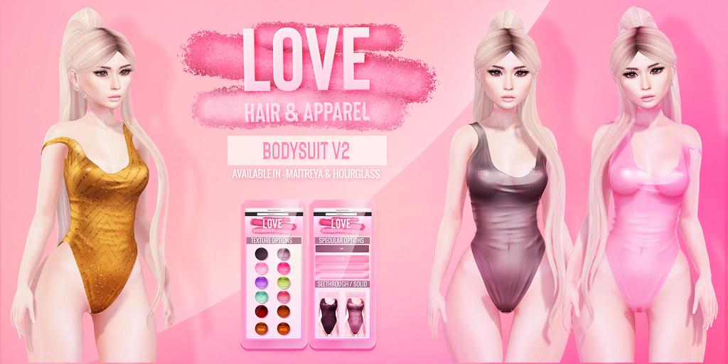 Love [Bodysuit v.2] – The Saturday Sale 4/27