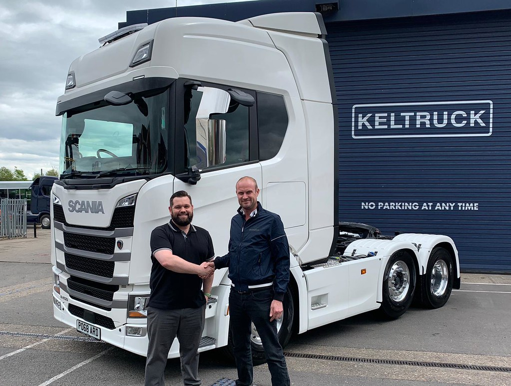 Scania Used Trucks from Keltruck