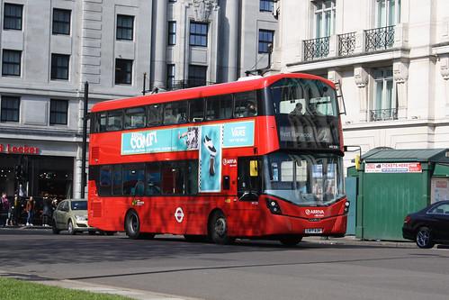 Arriva London HV320 LK17AJV