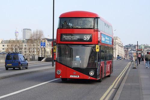 Arriva London LT736 LTZ1736