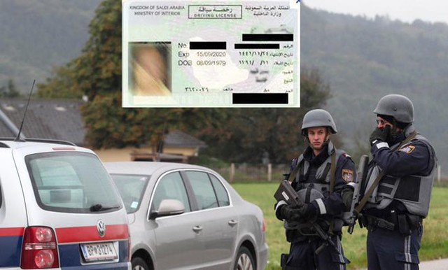 3265 How can you drive your car in Austria using Saudi Driving License