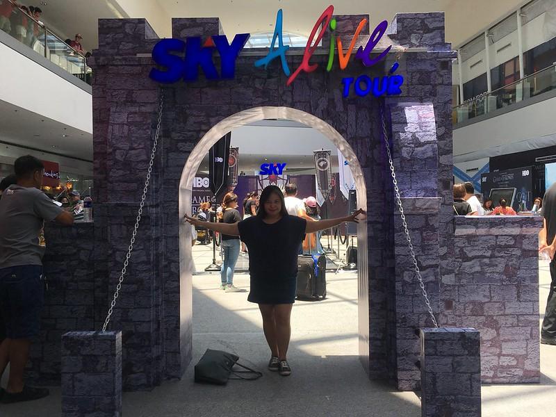 SKY Alive Tour, SM MOA